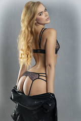 Olga Maria Veide (juergenberlin) Tags: dessous lingerie beauty portrait fashion woman topmodel