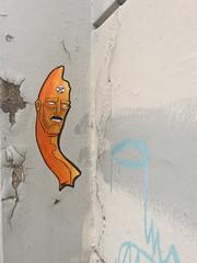 Nute (November 2019) (svennevenn) Tags: nute vicerynute pasteups bergen gatekunst streetart