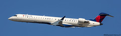 N917XJ (Edward Kerns II) Tags: kdca airplanes airlines n917xj deltaconnection endeavorair crj9 upwardonwardlivery