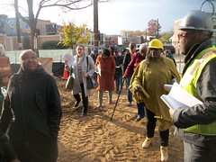 Building on Good Hope Construction Staff Tour 11.20.2019