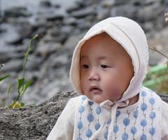 Korean baby. (DepictingPhotos) Tags: asia babies jedu korea