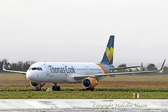 A321 C-FTXU AIR TRANSAT \ THOMAS COOK colours (shanairpic) Tags: jetairliner passengerjet a321 airbusa321 shannon thomascook airtransit gtcdf cftxu