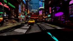 Street level Drune (Myra Wildmist) Tags: secondlife sl myrawildmist virtualart virtulaphotography virtualworlds cyberpunk scifi drune