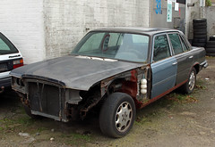 W116 (Schwanzus_Longus) Tags: bremen german germany old classic vintage car vehicle sedan saloon mercedes benz s class klasse w116