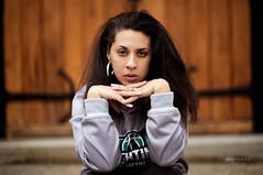 Jojo (Ray Akey - Photographer) Tags: lifestyle jojo woman women female beauty friend model brunette afro