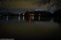Smoke on the water (johanpettersson63) Tags: trollhättan västragötalandslän sverige stallbacka nightphotography