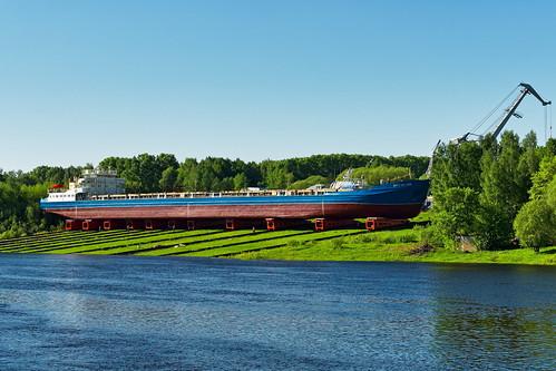 Volga River 214 ©  Alexxx Malev