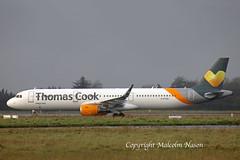 A321 C-FTXZ AIR TRANSAT \ THOMAS COOK colours (shanairpic) Tags: jetairliner passengerjet a321 airbusa321 shannon thomascook airtransit gtcdk cftxz