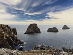 Pointe des Tas de Pois, Finistère. (Chrisfon003) Tags: test morgat