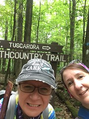 Rosemary Sosnowski (North Country Trail) Tags: hike100nct hikethenct ilovethenct northcountrytrail nct challenge greatnorthcollective explore exploremore discover discovermore blueblazes upnorth greatoutdoors adventuremore hiking hikemoreworryless outdoors nature backpacking camping findyourway findyourtrail findyourpark getoutside whyihike friends newyork allegany