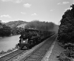 LV, Slatington, Pennsylvania, circa 1948 (railphotoart) Tags: 2022 stillimage slatington pennsylvania unitedstates