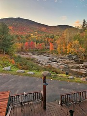 Lake Placid - New York - Pull Off For A Scenic View of Rapids (Onasill ~ Bill Badzo - New Format) Tags: canon eos rebel sl1 18250mm macro sigma hospital trudeau road bridge fall autumn collors reflections ausable river ausableriver dam newyork state staint st armand clintoncounty vacation travel hiking trekking sky clouds hdr tourist leaves turning fishing flyfishing boating town village adirondack mountains landscape seascape winter olympics lens wood tree forest snow mountain train water placid saranaclake towns nrhp essexcounty franklincounty historic tb retreat prescotthouse former lake