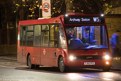"HCT Group OS13 (gbenviro200) Tags: solo archway w5 optare os13 m880 ctplus yj60pfg hctgroup ""hctgroup"""