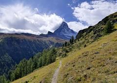 Matterhorn (evakatharina12) Tags: matterhorn wallis valais switzerland alps mountains trail autumn zermatt