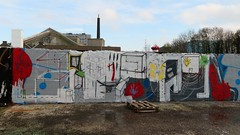 / Dok Noord - 25 nov 2019 (Ferdinand 'Ferre' Feys) Tags: gent ghent gand belgium belgique belgië streetart artdelarue graffitiart graffiti graff urbanart urbanarte arteurbano ferdinandfeys