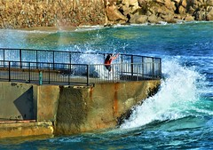 November25Image9713 (Michael T. Morales) Tags: pacificgrove loverspointpark waves