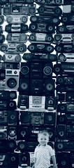 Turn it Up! (jeremy.gilmore.art) Tags: kid child childhood music boombox stacked stacks fan tunes sound volume high toddler