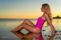 Michelle M 10 (JUNEAU BISCUITS) Tags: portrait portraiture model modeling hawaii hawaiiphotographer sunset sonya7riii swimwear sony swimsuit beauty glamour