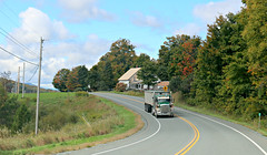 on the road - vermont (JimmyPierce) Tags: ontheroad vermont walden newengland fromthecar