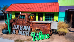 Urban Ranch Wine (LDMcCleary) Tags: