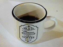 Paris Coffee (knightbefore_99) Tags: mexico mexican nayarit rincon guayabitos cool awesome best restaurant west coast pacific mug cup coffee cafe tasty paris dark black