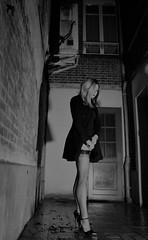708 (Lily Blinz) Tags: crossdressed crossdresser crossdress crossdressing crossgender tgirl transvestite travesti trans transgender transgenre trav tranny lily lilyblinz stocking heel tranvestite