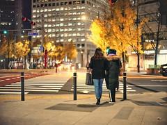 2255/1717*'z (june1777) Tags: snap street alley seoul night light bokeh fujifilm gfx 50r carl zeiss jena t czj biotar 75mm f15 5000 velvia namdaemun