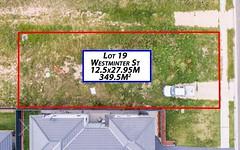 lot 19, 63 Westminster street, Schofields NSW