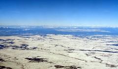 Rockiescape (zeesstof) Tags: aerial aerialview businesstrip commercial commercialflight flight geo:lat=3937264384 geo:lon=10425768502 geotagged houstontodenver iahtoden triptodenver unitedairlines viewfromwindow zeesstof