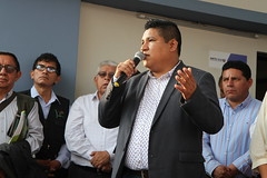 GOBERNADOR INAUGURÓ RENOVADA SEDE DE TRANSPORTES EN CHINCHA DONDE SE TRAMITARÁN Y ENTREGARÁN BREVETES  #Gestión | Promesa cumplida. Con el lema de hechos y no palabras, nuestro gobernador, Ing. Javier Gallegos Barrientos, inauguró la renovada sede de la D (gobiernoregionalica1) Tags: gestión