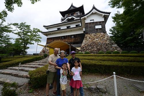 日本愛知縣 犬山城