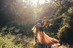 2019_11_11 (菲瑪影像Pegasus.ImageStudio) Tags: 台灣 婚紗 台南 水多多 粉色 森林 逆光 浪漫 自然