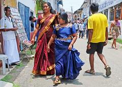 Pretty Dresses - Kerala, India (TravelsWithDan) Tags: women prettydresses street candid streetphotography shoppingstreet india cochin kerala canong3x city urban