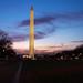 Washington Monument at Blue Hour