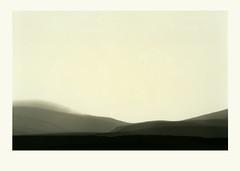 Northern lights 1 (Andre _L) Tags: ilford warm tone paper chemigram lumen dektol toning darkroom wt landscape