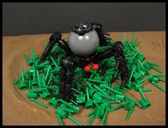 Scuttle Bug (Karf Oohlu) Tags: lego moc scuttlebug bugdroid scifi searcher search