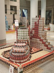 20191125_185124 (Kevin Borland) Tags: canstruction art cannedgoods districtofcolumbia usa