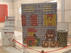 20191125_185055 (Kevin Borland) Tags: canstruction art cannedgoods districtofcolumbia usa