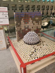 20191125_184621 (Kevin Borland) Tags: canstruction art cannedgoods districtofcolumbia usa
