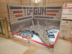 20191125_184520 (Kevin Borland) Tags: canstruction art cannedgoods districtofcolumbia usa