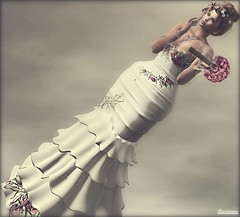 ► ﹌Rosa Gown by Fellini Couture.﹌◄ (яσχααηє♛MISS V♛ FRANCE 2018) Tags: fellinicouture sense blog blogger blogging bento virtual poses photographer posemaker photography lesclairsdelunedesecondlife lesclairsdelunederoxaane models modeling maitreya avatar artistic art event roxaanefyanucci topmodel secondlife sl slfashionblogger shopping styling style designers girl glamour glamourous gown