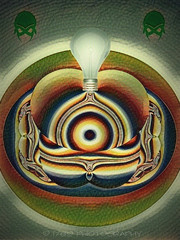 Space Travel (Rollingstone1) Tags: spacetravel abstract fractal space universe sun planets cosmos galactic art artwork
