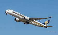 A350-900 9V-SHC (idunbarreid) Tags: airbus singaporeairlines a350900