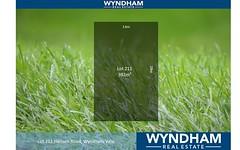 Lot 211 Hansen Road, Wyndham Vale VIC