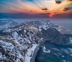 DJI_0522-HDR (mercurio424) Tags: dji phantom4advanced fc6310 phantom4 drone japan hokkaido sky sun nature water light snow winter