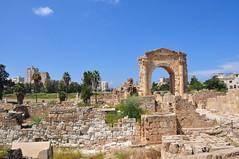 Arc romain de Sour (Tyr)