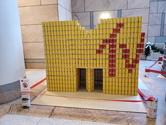 20191125_095940 (Kevin Borland) Tags: canstruction art cannedgoods districtofcolumbia usa