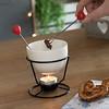 Chocolate Hearts Mini Fondue Set (4-Teilig) (caydavenho) Tags: kochen party ausgefallene geschenke snacks fingerfood valentinstag liebe romantik diy do it yourself