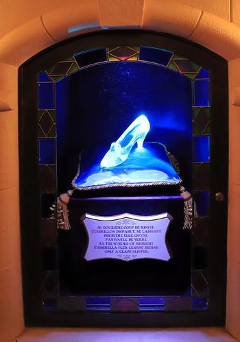 Le soulier de verre