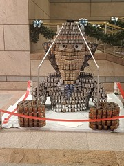 20191125_185030 (Kevin Borland) Tags: canstruction art cannedgoods districtofcolumbia usa